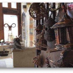 Coloré, créatif… l'osier se réinvente à Villaines-les-Rochers !