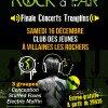 Finale du tremplin Rock à PAR le vendredi 16 décembre