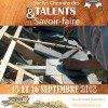 Sur les Chemins des Talents et Savoir Faire les 14 et 15 septembre