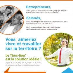 Enquête auprès des salariés et des entrepreneurs sur les tiers-lieux