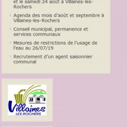 Le blog de la commune a atteint 70 000 consultations