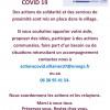 Besoin urgent de masques médicaux et chirugicaux et de blouses – 28 mars