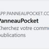 Application Panneau Pocket sur Villaines-les-Rochers