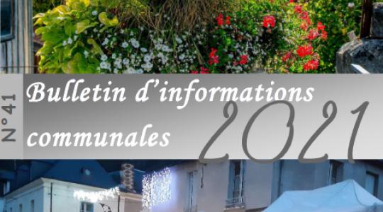 Bulletin municipal 2021