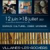 Exposition David DREW à l'Espace Culturel Osier Vannerie