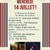 Fête du 14 juillet à Villaines-les-Rochers